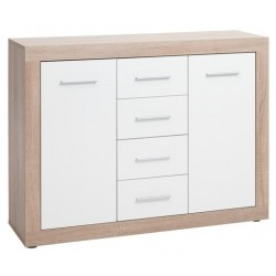 буфет FAVRBO 2 doors oak/white