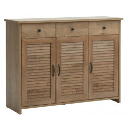 буфет MANDERUP 3 doors 3 drawers oak